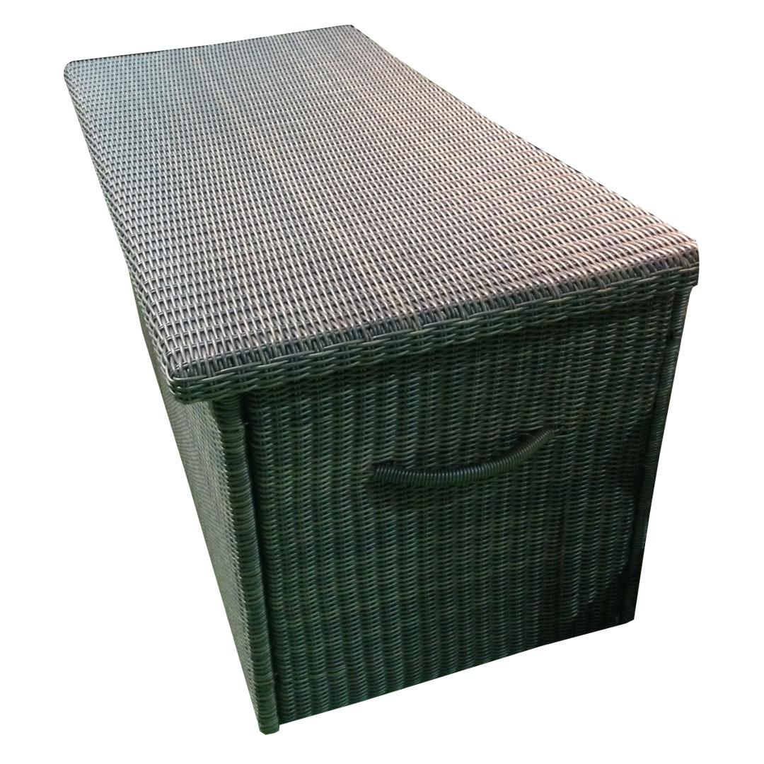 Kensington Deluxe Extra Large Cushion Box Maple Regatta Garden
